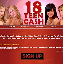 18TeenCASH Adult Affiliate Program