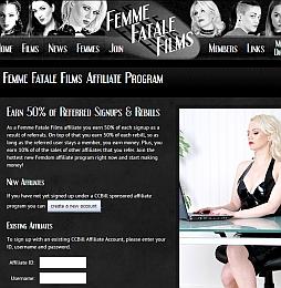 Femme Fatale Films Adult Affiliate Program