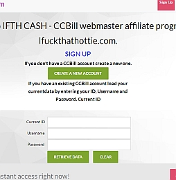 IFTH Cash Adult Affiliate Program