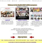 ENGLISH MILF Adult Affiliate Program
