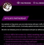 Graias Adult Affiliate Program