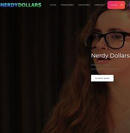 Nerdy Dollars Adult Affiliate Program
