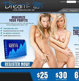 Dream-Cash Adult Affiliate Program