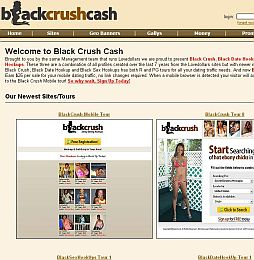 BlackCrushCash Adult Affiliate Program