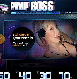 PimpBoss Adult Affiliate Program
