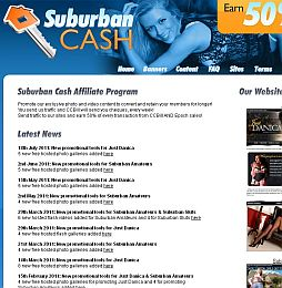 Suburban Cash Adult Affiliate Program