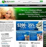ClickCash Adult Affiliate Program