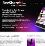 RevShareit Adult Affiliate Program