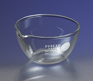 PYREX® Flat Bottom Evaporating Dishes