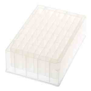 CELLTREAT 48 Deep Well Storage Plate, 4.6mL, Rectangle Well, U-Bottom, 4.6mL, Non-Sterile