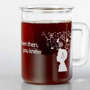 PYREX® Beaker Mug - Even Then, You Knew - Boy
