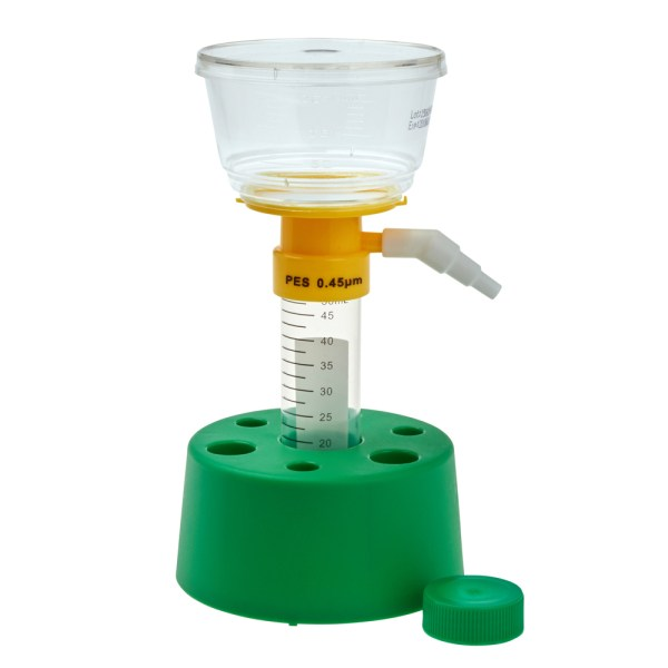 Centrifuge Tube Filter, 50mL, 0.45μm PES Filter, Sterile