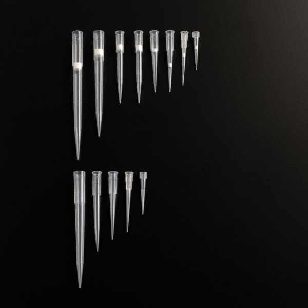 Family of Pipette Tips