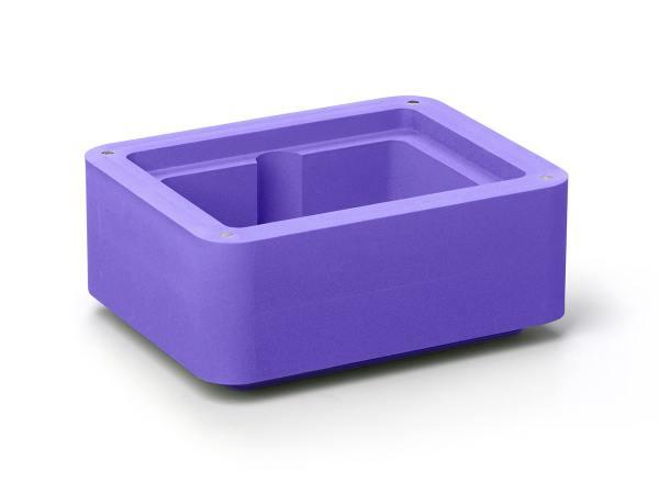 CoolBox XT Extension Collar, Purple