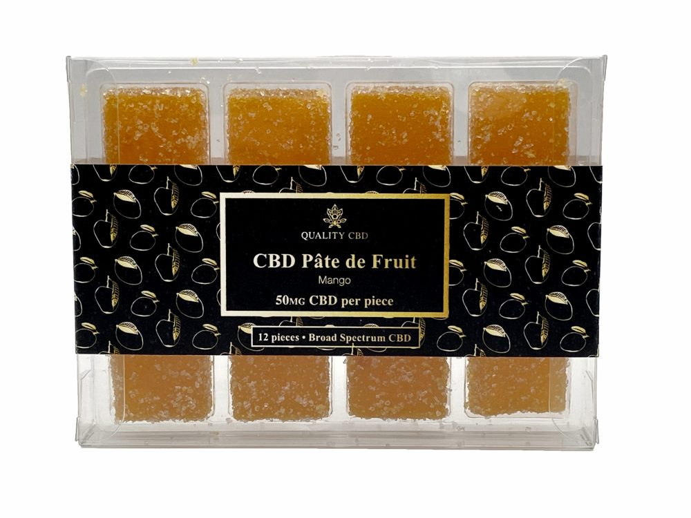 CBD Gummies - Quality CBD - Madison WI