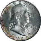 Franklin 50c, Silver Half, Silver Coins, Buy Silver, Sell Silver, Tampa, New Port Richey, Florida, qualitycoinandgold.com