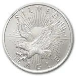 Silver Round, Buy Silver, Sell Silver, Tampa, New Port Richey, Florida, qualitycoinandgold.com