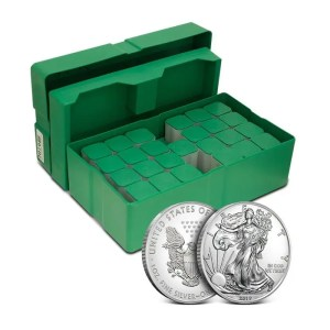 Buy American Silver Eagle Monster Box