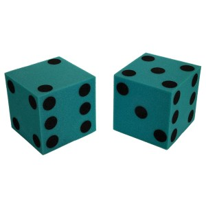 Quality Foam Dice