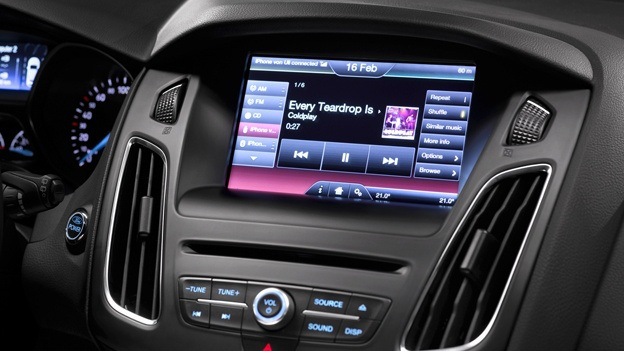 Ford SYNC Technology Takes the Stress Out of Summer Driving