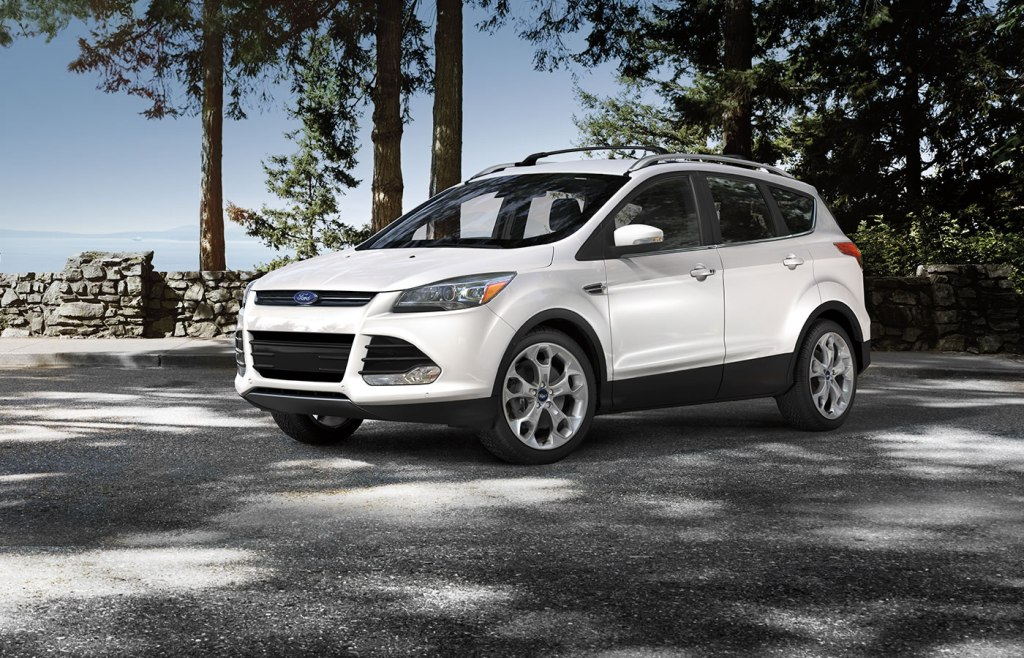 Ford Escape and Focus Are More Than 80% Recyclable