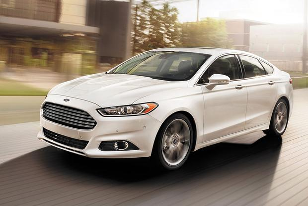 Ford Fusion, Explorer, Transit Connect Post Record Sales Performance for September