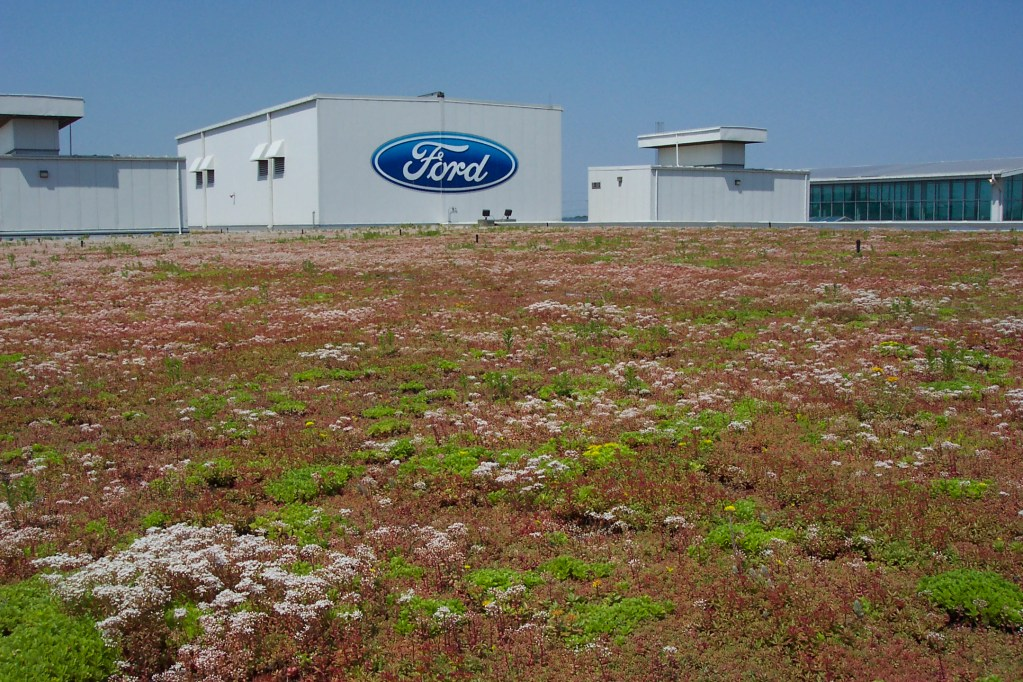 Ford's Greenest Plant