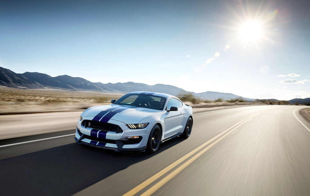 FORD MOTOR COMPANY TO SELL NEW SHELBY GT350 MUSTANG AT BARRETT-JACKSON SCOTTSDALE AUCTION TO BENEFIT JDRF