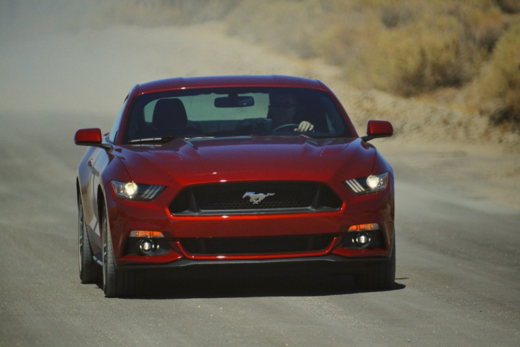 2015 MUSTANG EARNS HIGHEST VEHICLE SAFETY RATING FROM NATIONAL HIGHWAY TRAFFIC SAFETY ADMINISTRATION