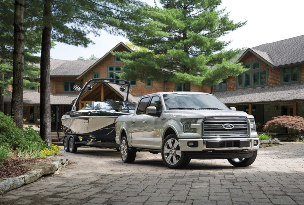 NEW TOP-OF-THE-LINE FORD F-150 LIMITED IS MOST ADVANCED, LUXURIOUS F-150 EVER