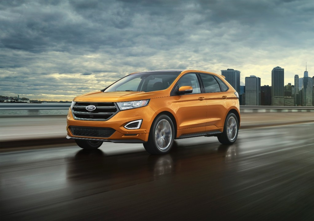 Ford Adaptive Steering System Launching on 2016 Ford Edge Will Change How the World Turns