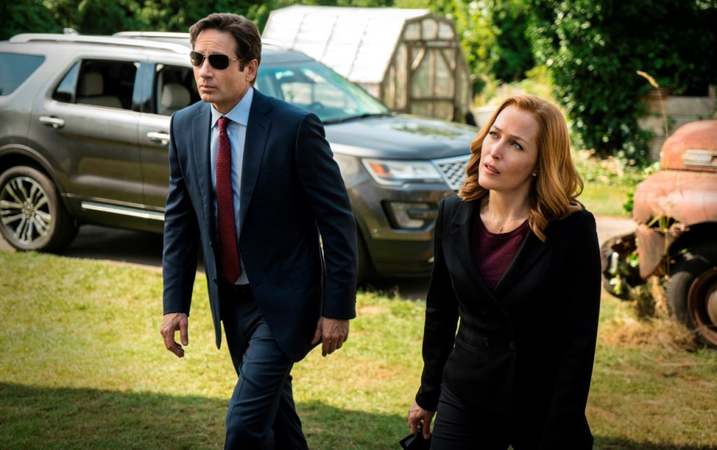Keep Your Eyes Open for the Ford Explorer on 'The X-Files'