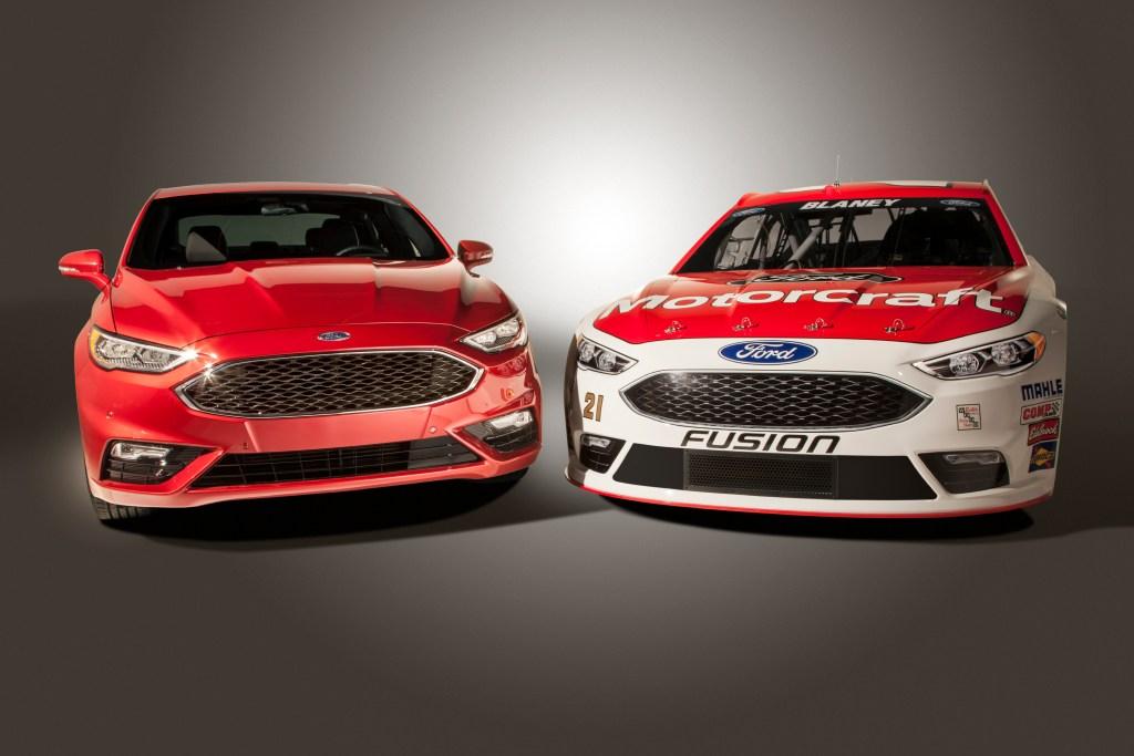 Ford Motor Company Wins NASCAR 'Driving Business Award'