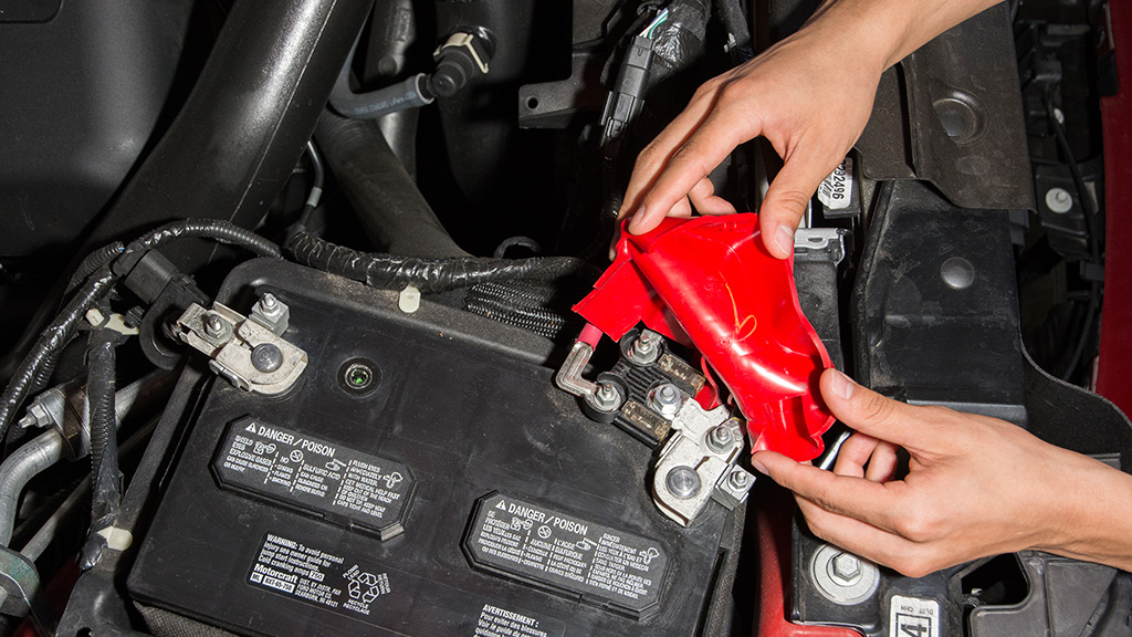Checking Your Car's Battery is Easy as 1-2-3!