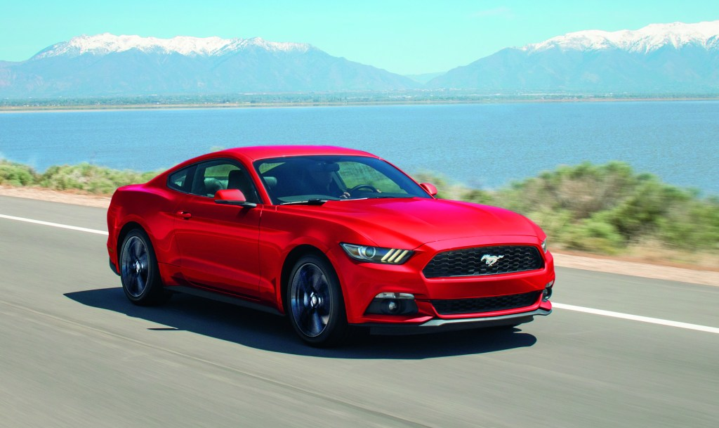 J.D. Power Names Ford No. 2 Non-Premium Brand In 2017 Initial Quality Study
