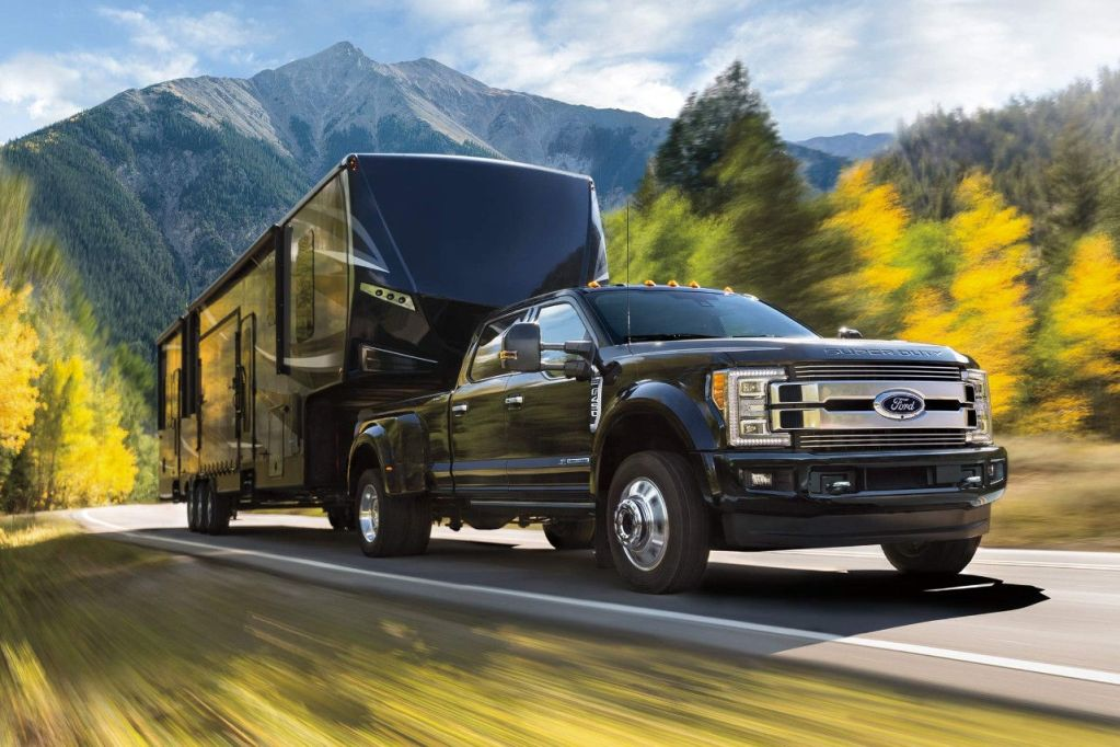 Ford's Most Luxurious Super Duty Yet