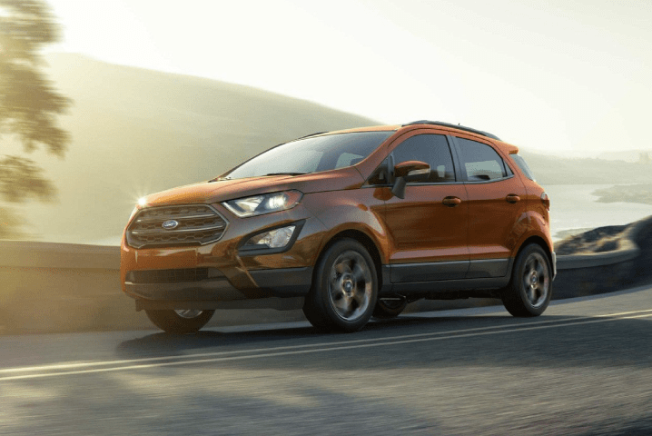 There's a New Ford SUV in Town