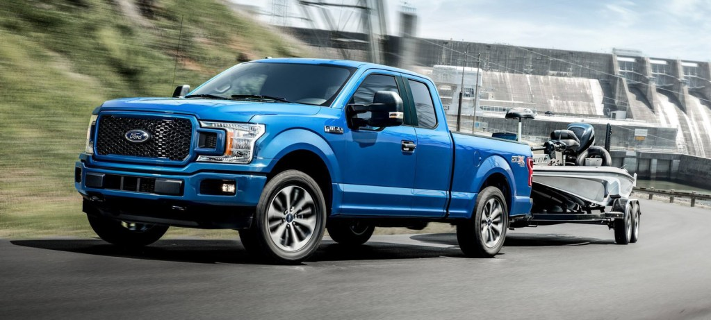 Three Ford Vehicles for Three Different Hauling Options