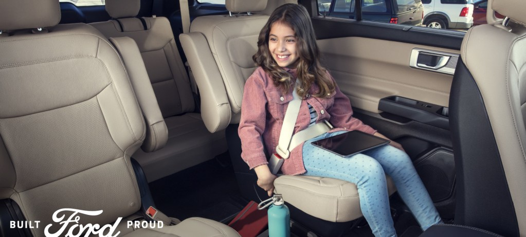 Why the 2020 Ford Explorer Makes Back to School a Dream