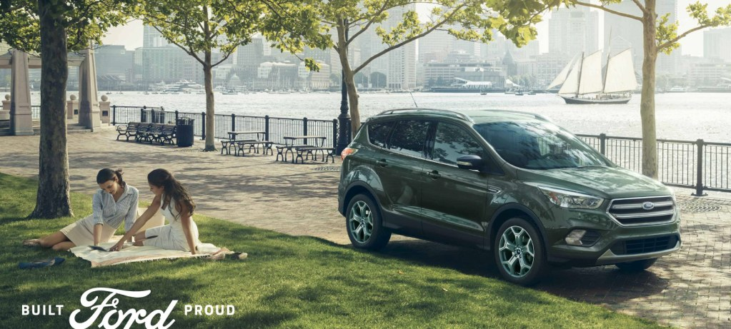 Ford's Green Initiative Is Something To Be Thankful For