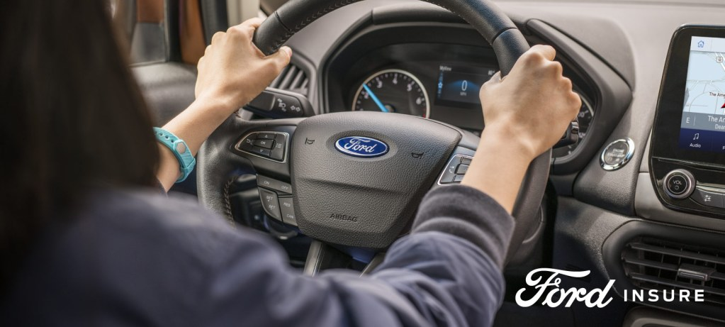 Drive Safely into Spring with Ford Insure