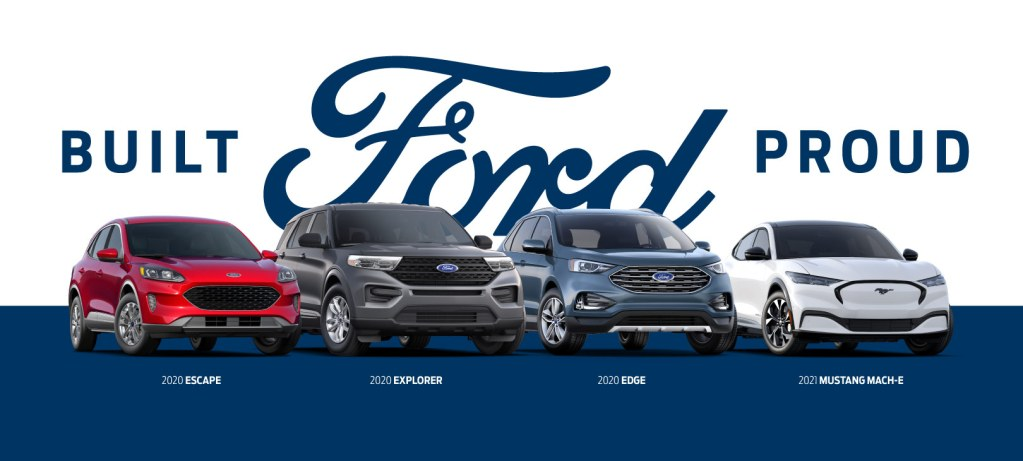 Find Your Perfect Ford Match this February