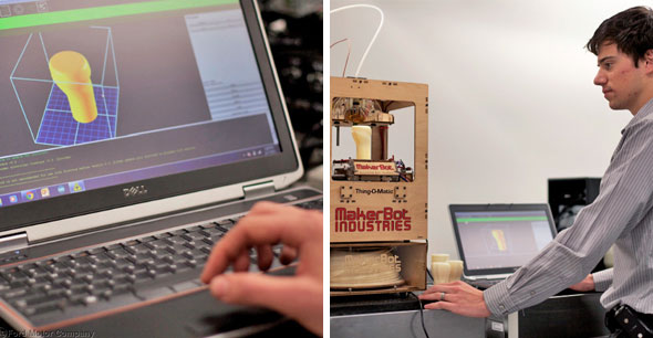 Parts and Recreation: 3D Printing Brings a New Blueprint to Automotive Prototyping