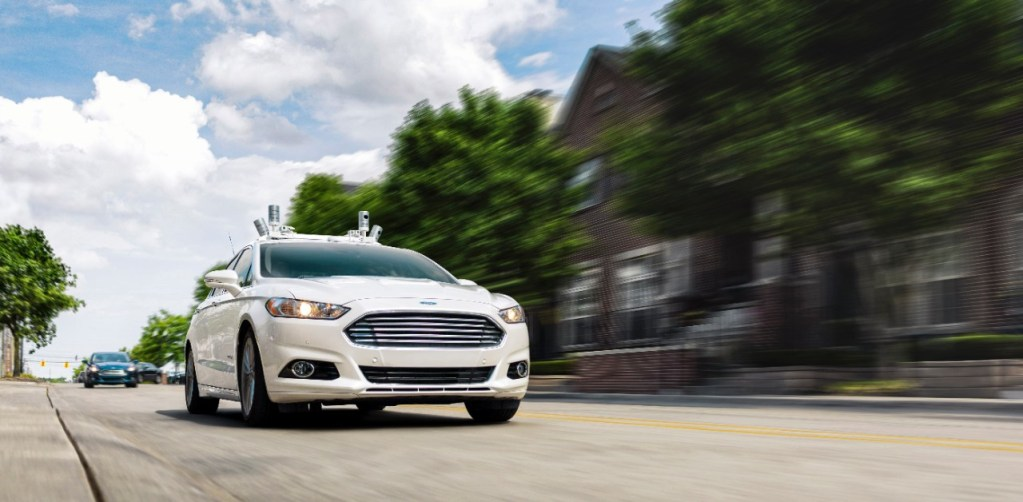 Ford Says Fully Autonomous Vehicles Will Arrive by 2021
