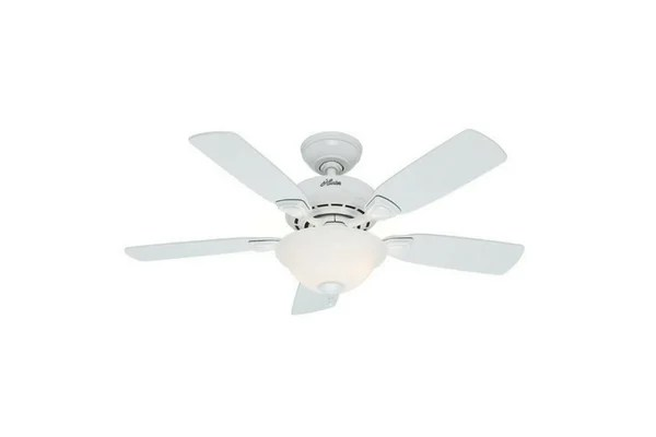 Best Snow White Ceiling Fan For Bedroom