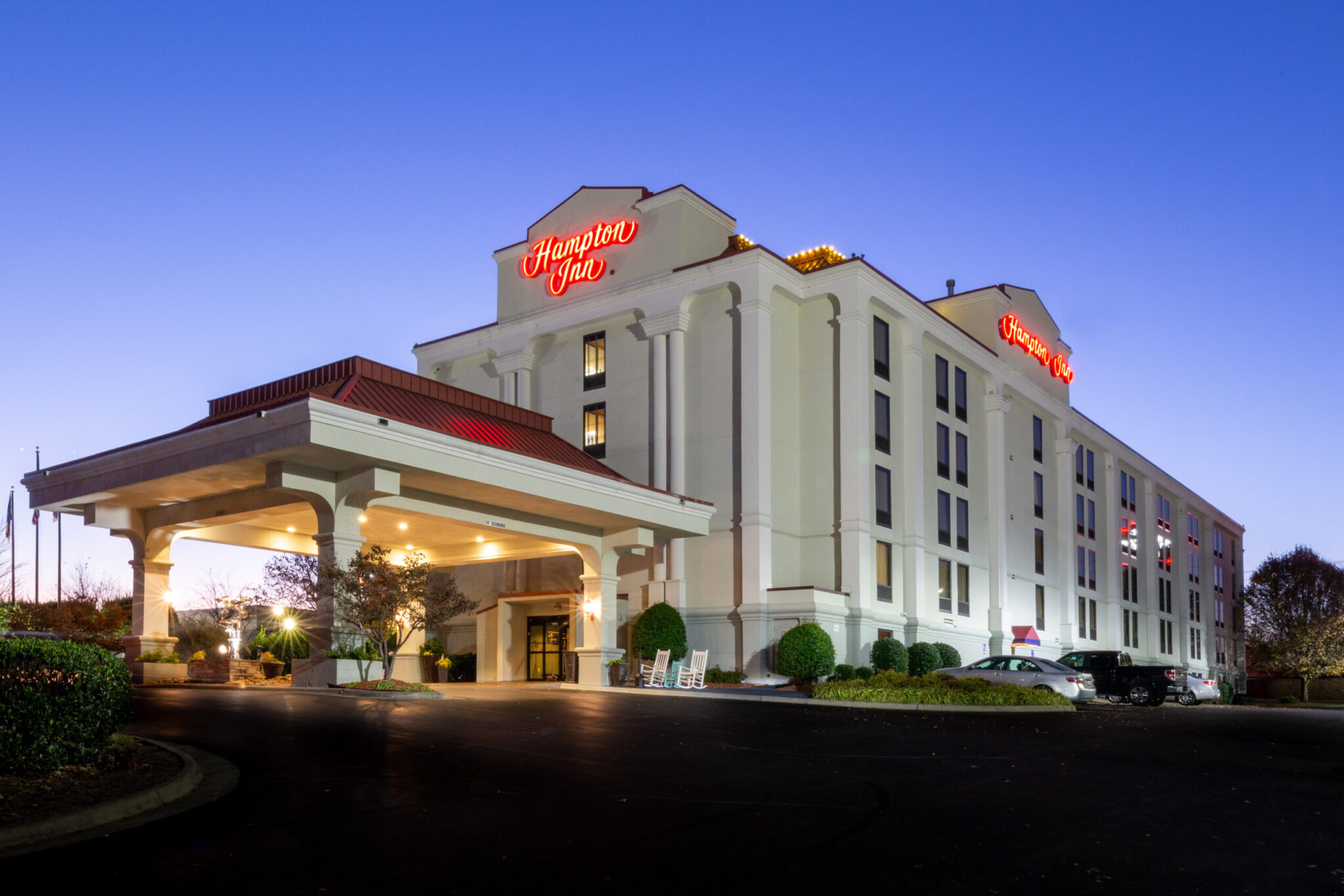 Hampton Inn Winston-Salem Hanes Mall