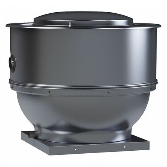 Rooftop Exhaust Fan could be used in several applications in Commercial Ventilation Installation.