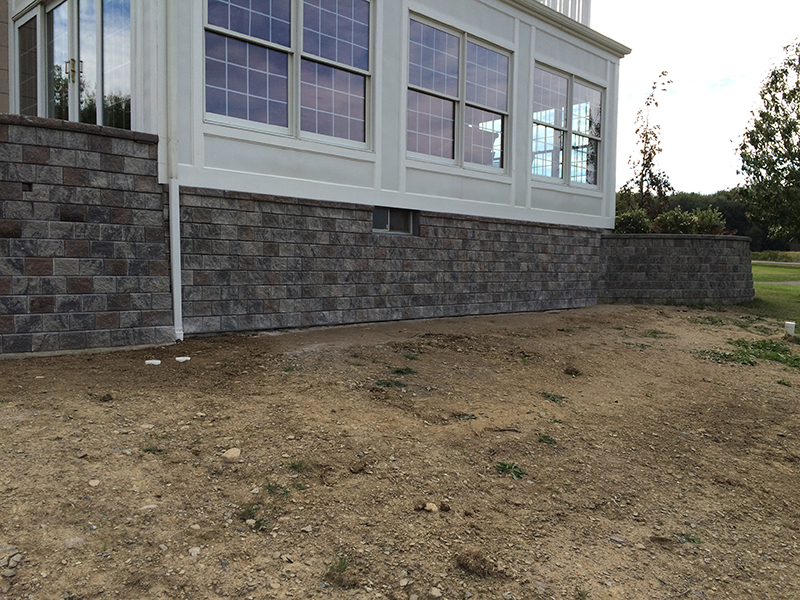 brick pavers and retaining wall buffalo