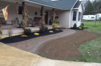 Custom Brick Paved Sidewalks in WNY