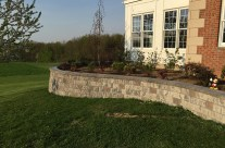 Retaining Wall in WNY